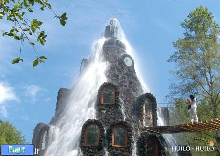 معماری مدرن,Waterfall Mountain Hotel,
